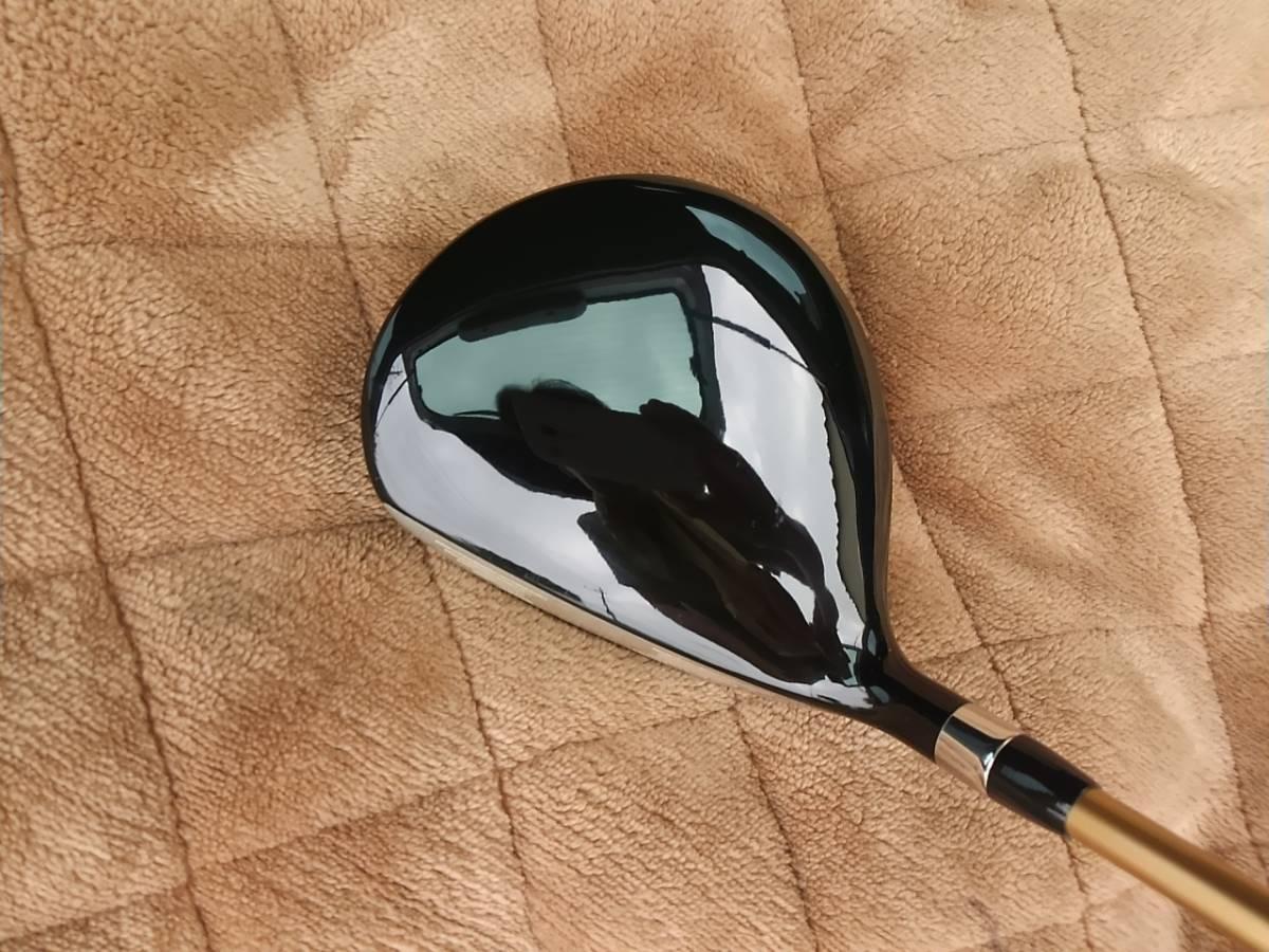 超美品 カタナゴルフ SWORD SNIPER AIR 3W フェアウェイウッド スナイパー スウォード SR_画像4