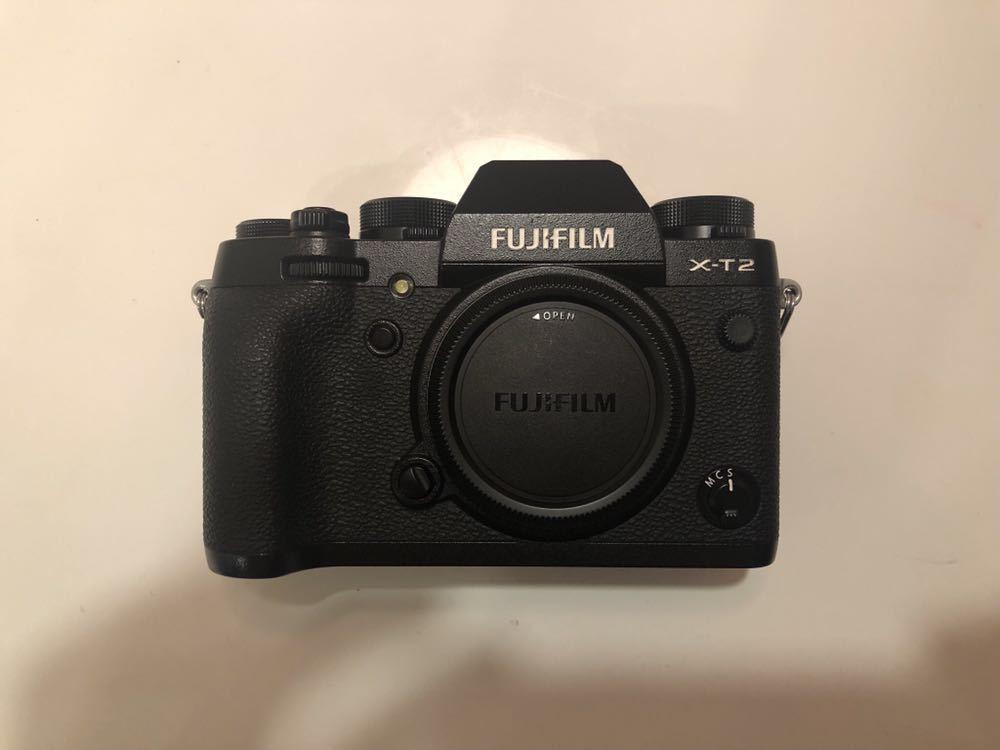 美品 FUJIFILM X-T2 ボディ 富士フイルム フジフイルム 付属品_画像8