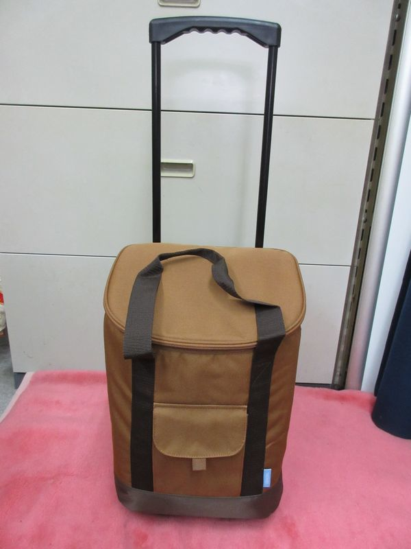 ★☆新品 サーモス■保冷ショッピングカート・保冷バッグ☆★_画像2