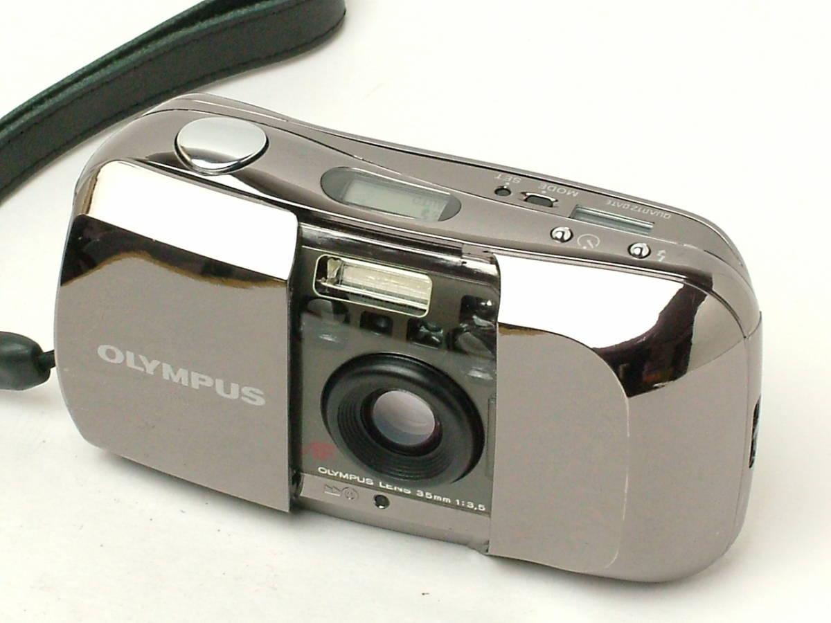 OLYMPUS ミュー μ LIMITED AF 35mm F3.5 (実用中古) 希少 リミテッド エディション_画像2