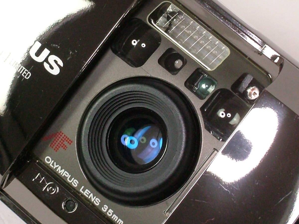OLYMPUS ミュー μ LIMITED AF 35mm F3.5 (実用中古) 希少 リミテッド エディション_画像8