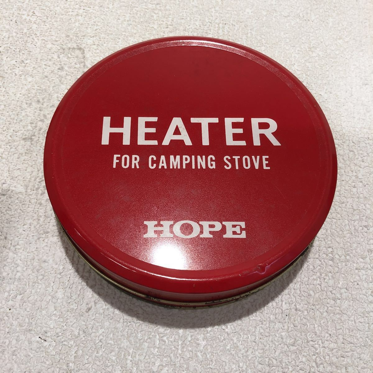 HOPE ホープ キャンピングヒーター 暖房器 キャンピングストーブ 日本製 アウトドアグッズ キャンプ HEATER FOR CAMPING STOVE 20190722_画像3