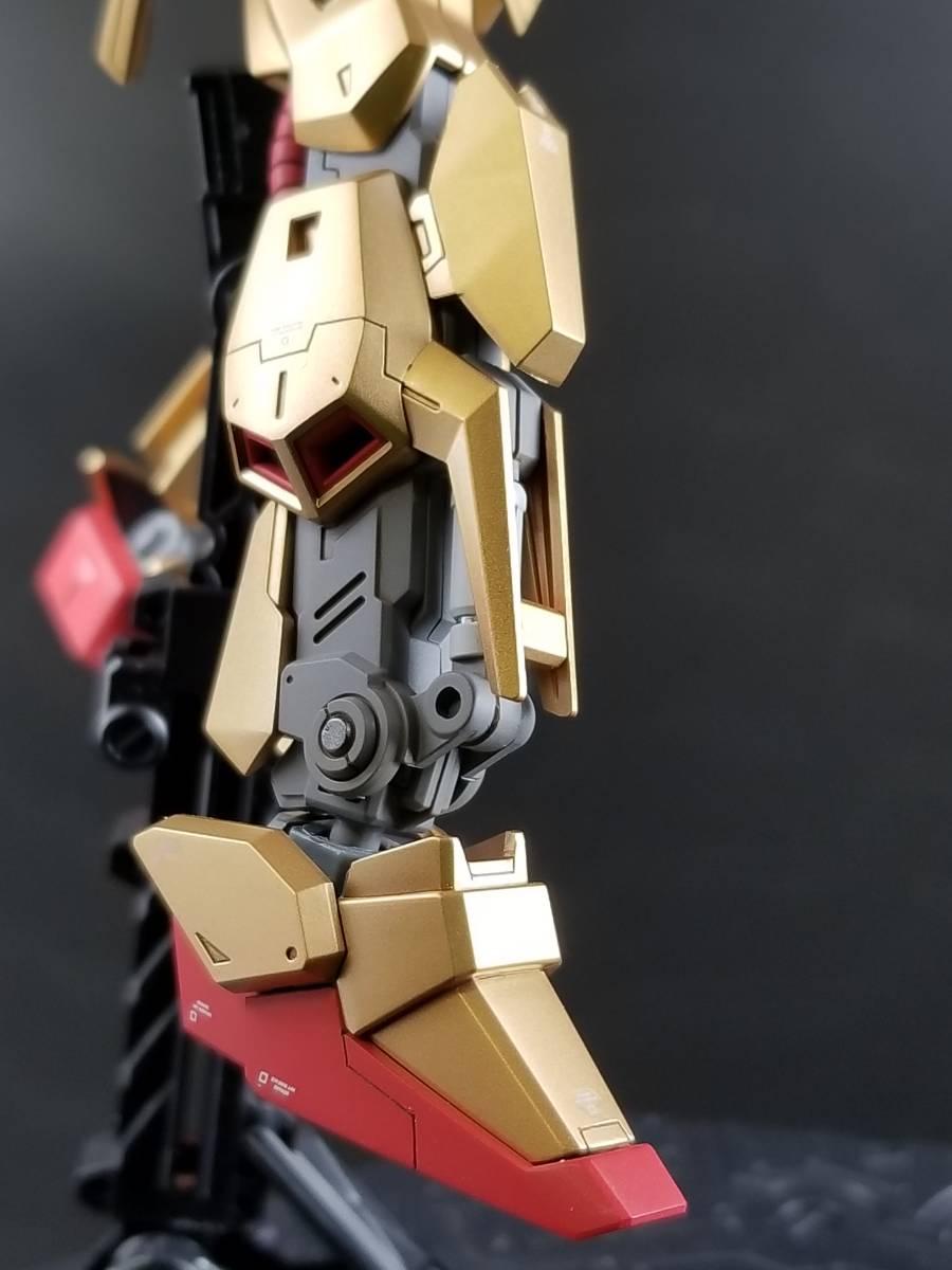1/144 HGUC百式(リバイブ)改修塗装済み完成品_画像7