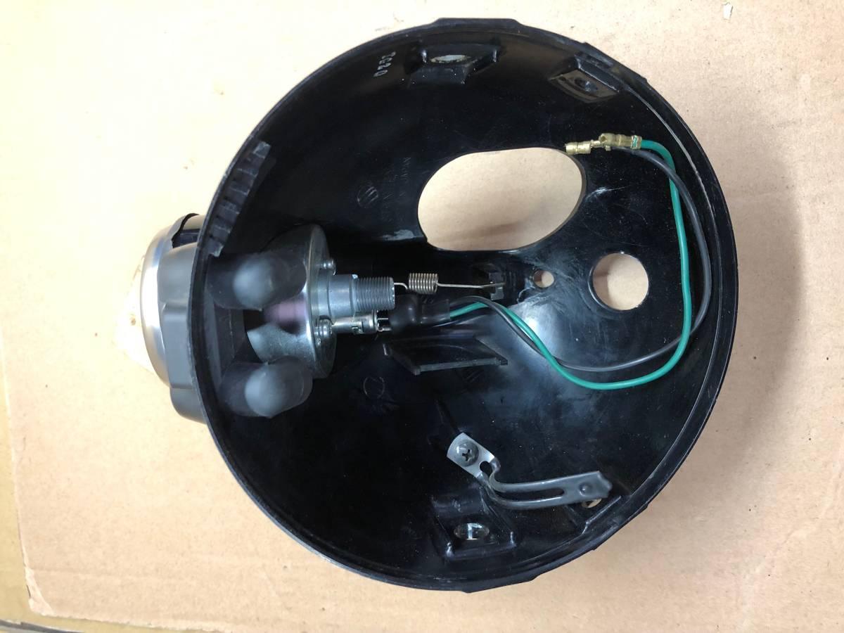 ホンダ モンキー Z50J AB27 社外メーター付き ヘッドライトケース_画像4