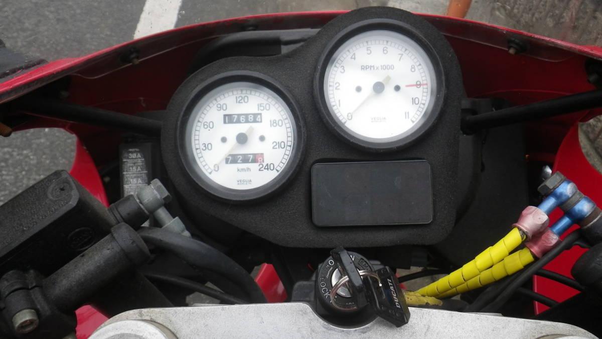 ドカティ 900SS 空冷 キャブ 群馬より 配達可 _画像7