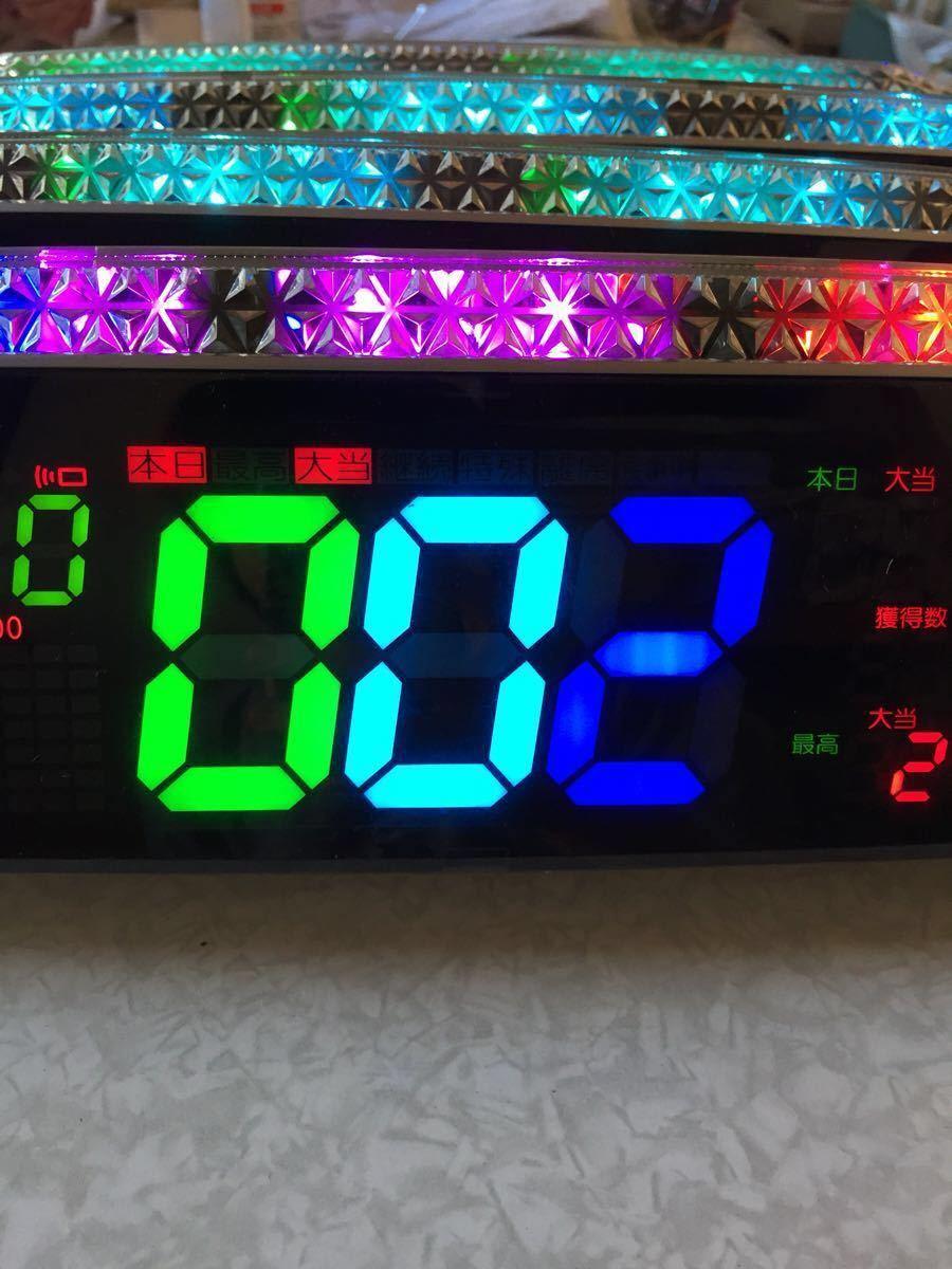 データカウンター 大一 デー太郎888 パチンコ用 家庭用電源対応_画像3