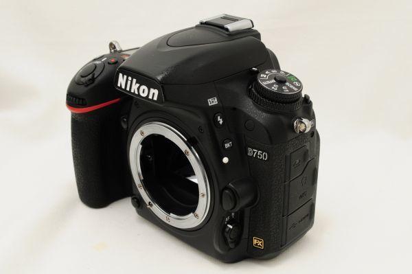 ★ショット数3164枚★ニコン Nikon D750 超望遠 300mm ダブルズームセット 新品と見間違う程のきれいな外観! #307_画像5