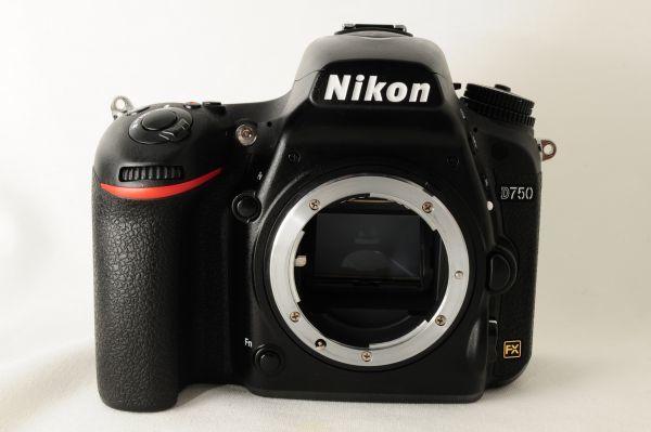 ★ショット数3164枚★ニコン Nikon D750 超望遠 300mm ダブルズームセット 新品と見間違う程のきれいな外観! #307_画像3