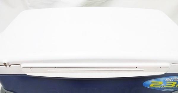 ★ シマノ スペーザー ベイシス 240 (ゴム足付き) 両開き 大型横長クーラーボックス 保冷力抜群 磯釣り 船釣り ★_画像5