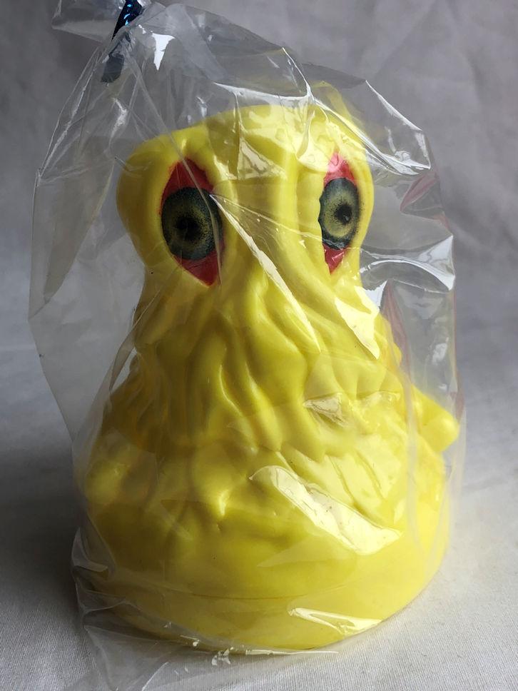 スーフェス81 Y・MSF お風呂で ヘドラ 黄色 新品