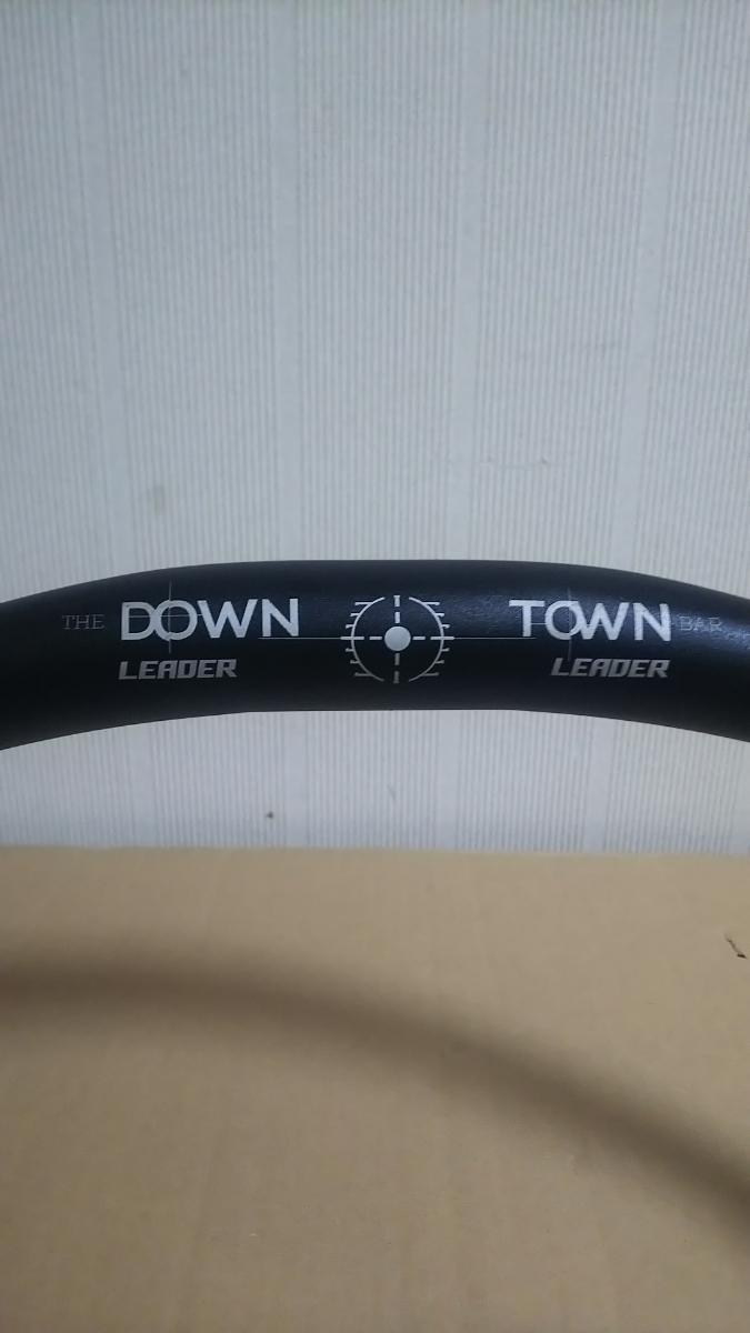 Leader bike ドロップハンドル down town bar