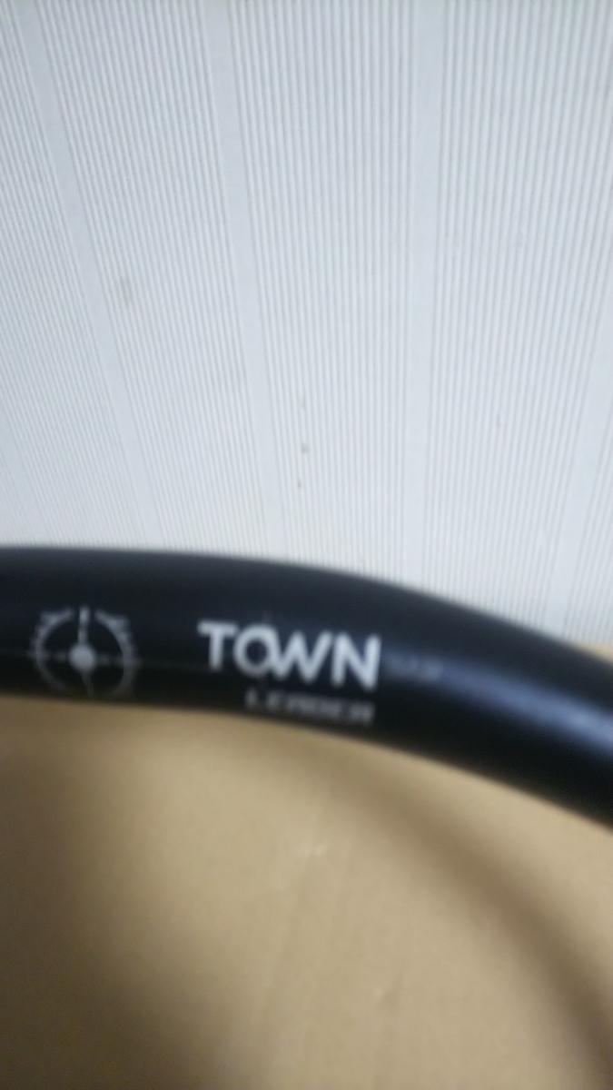 Leader bike ドロップハンドル down town bar _画像4