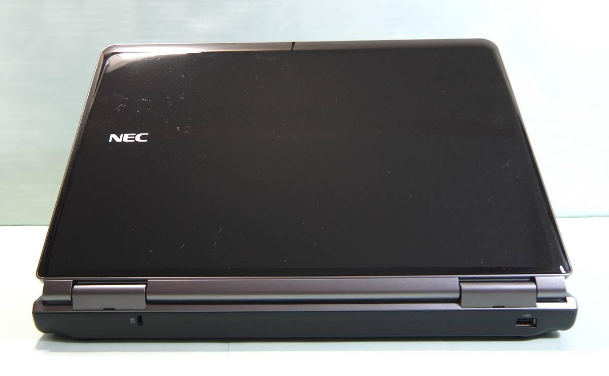 美品!SSD480GB/メモリ8G搭載!! NEC LaVie 【LL750/F】 ★Core i7-2670QM 2.2GHz(最大3.1GHz)/ブルーレイ/Win10HOME★_画像6