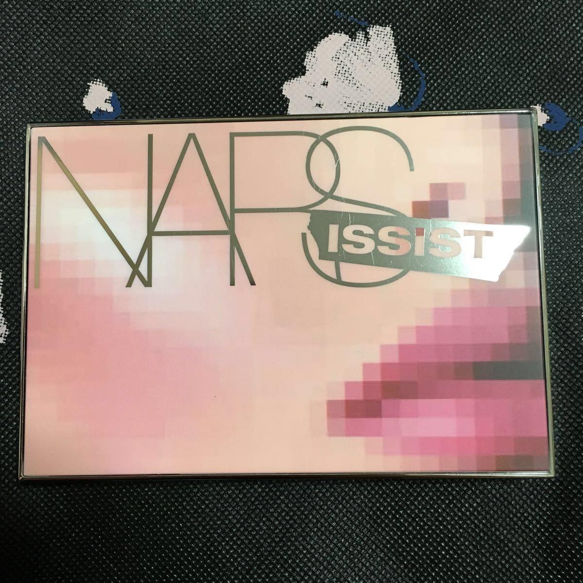 NARS ナーズイストウォンテッド チークパレット1 限定品 _画像3