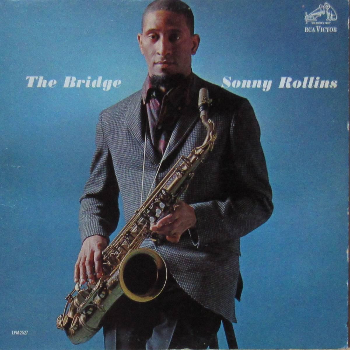 LP◆SONNY ROLLINS / The Bridge◆orig. mono DG