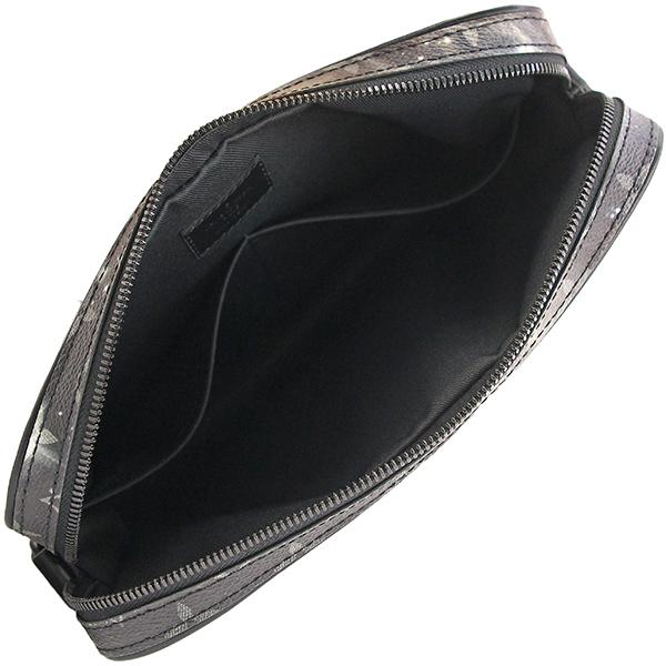 h-I918 新品 ルイヴィトン アルファメッセンジャーバッグ モノグラムギャラクシー ブラック グレー ショルダーバッグ ボディバッグ 宇宙 鞄_画像6