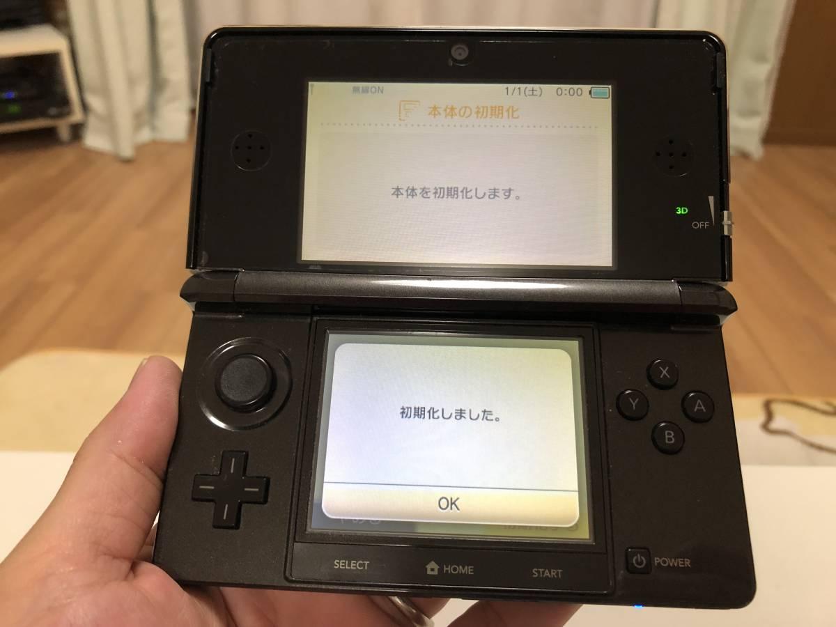 任天堂 3DS中古品 動作確認済み194_画像3