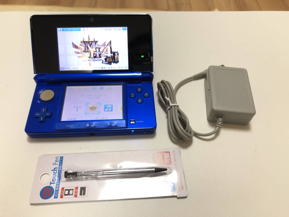 任天堂 3DS中古品 動作確認済み195