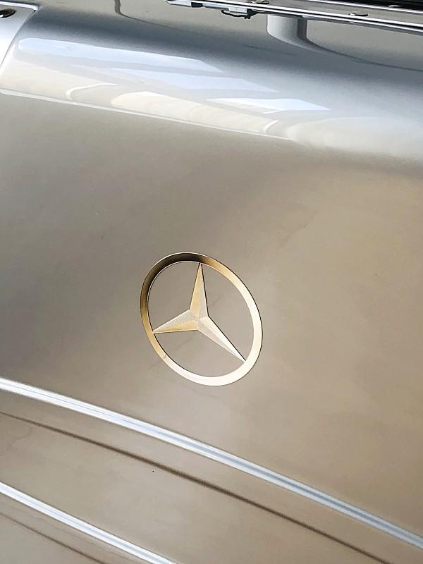 高級※Mercedes-Benz ※アルミフレーム・軽量/超静音・オリジナル・スーツケース/キャリーケース/機内持ち込可/20インチ※シルバー_画像6