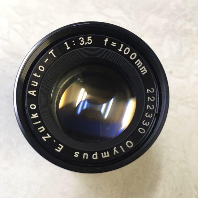 ※ OLYMPUS オリンパス PEN-F 202453/ G.Zuiko Auto-S 1:1.4 f=40mm150521/ E.Zuiko Auto-T 1:3.5 f=100mm 222330フィルムカメラ_画像5
