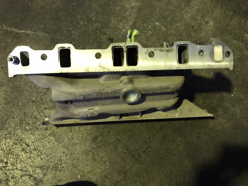ランドローバー クラシックレンジローバー ディフェンダー V8 SUキャブレター ERC572 インマニセット _画像9
