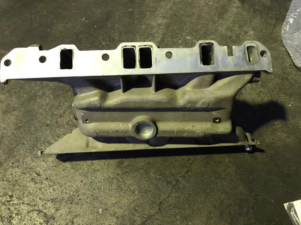 ランドローバー クラシックレンジローバー ディフェンダー V8 SUキャブレター ERC572 インマニセット _画像10