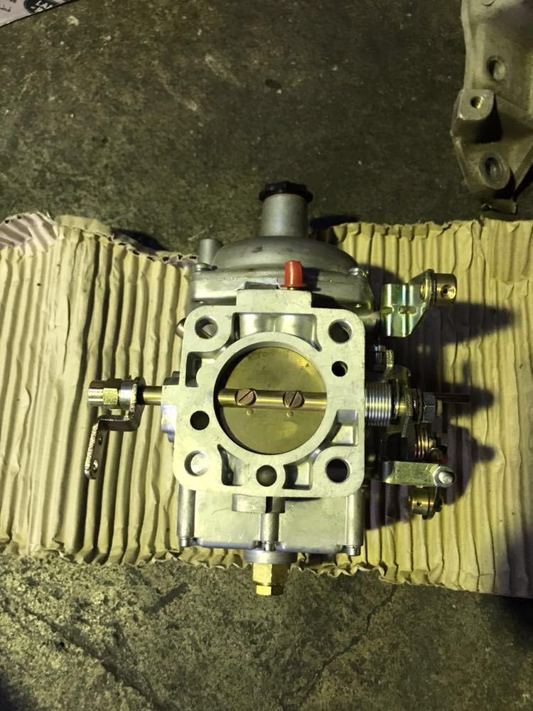 ランドローバー クラシックレンジローバー ディフェンダー V8 SUキャブレター ERC572 インマニセット _画像2
