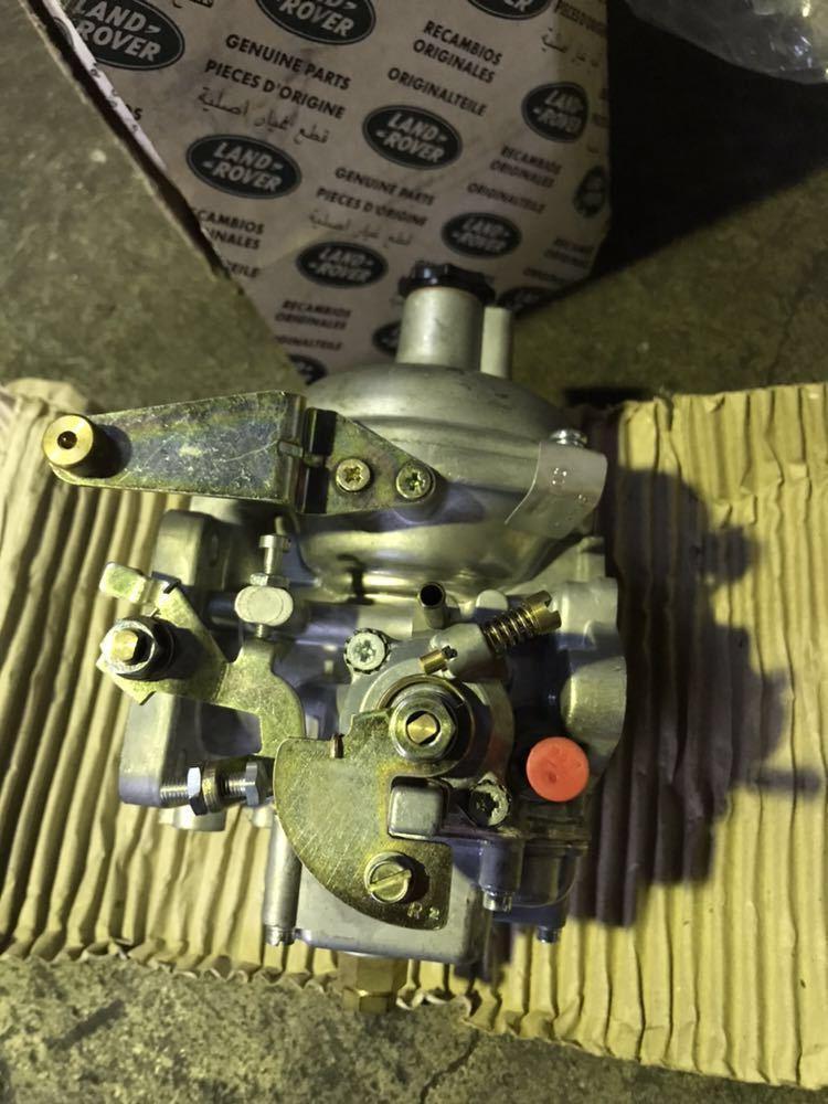 ランドローバー クラシックレンジローバー ディフェンダー V8 SUキャブレター ERC572 インマニセット
