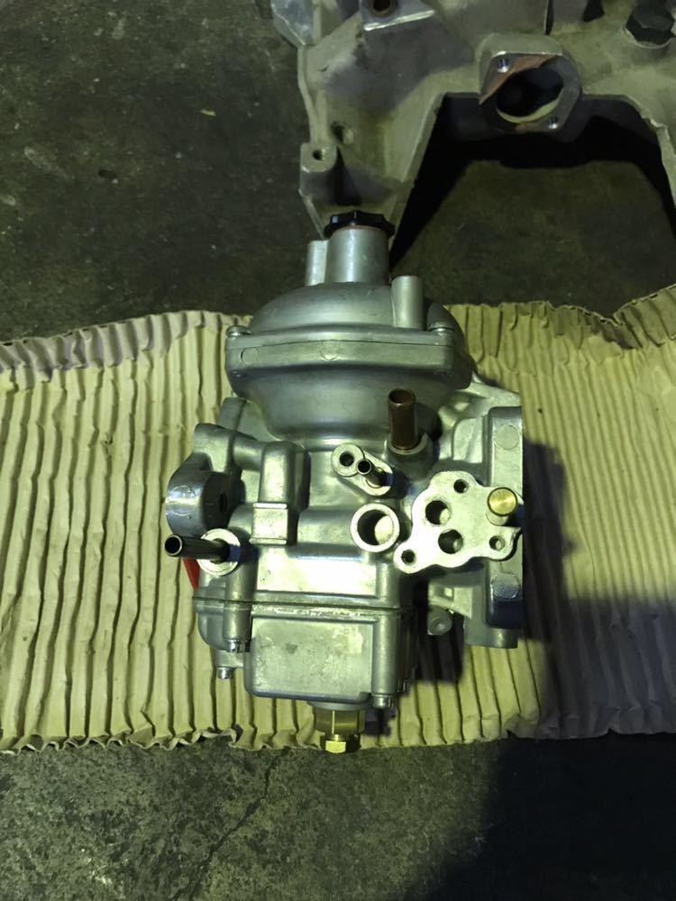 ランドローバー クラシックレンジローバー ディフェンダー V8 SUキャブレター ERC572 インマニセット _画像4