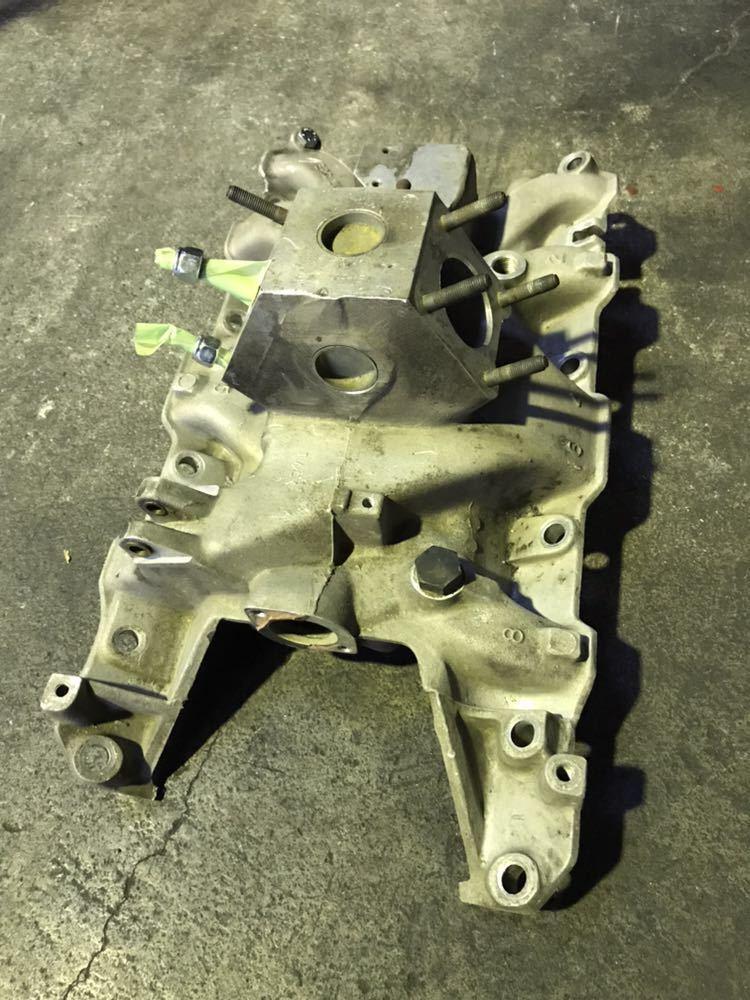 ランドローバー クラシックレンジローバー ディフェンダー V8 SUキャブレター ERC572 インマニセット _画像8