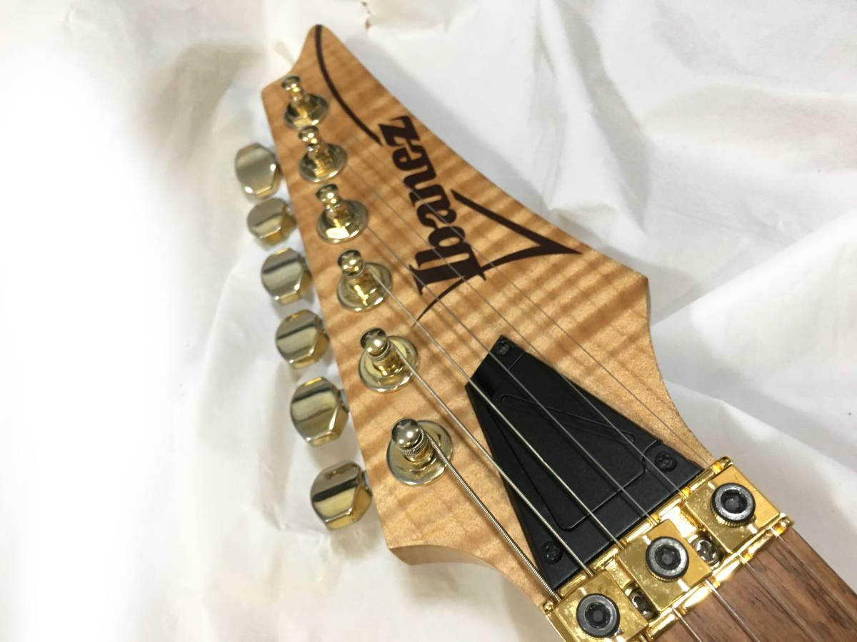 ♪名機♪Ibanez アイバニーズ EGEN8 ハーマンリーモデル エレキギター_画像5