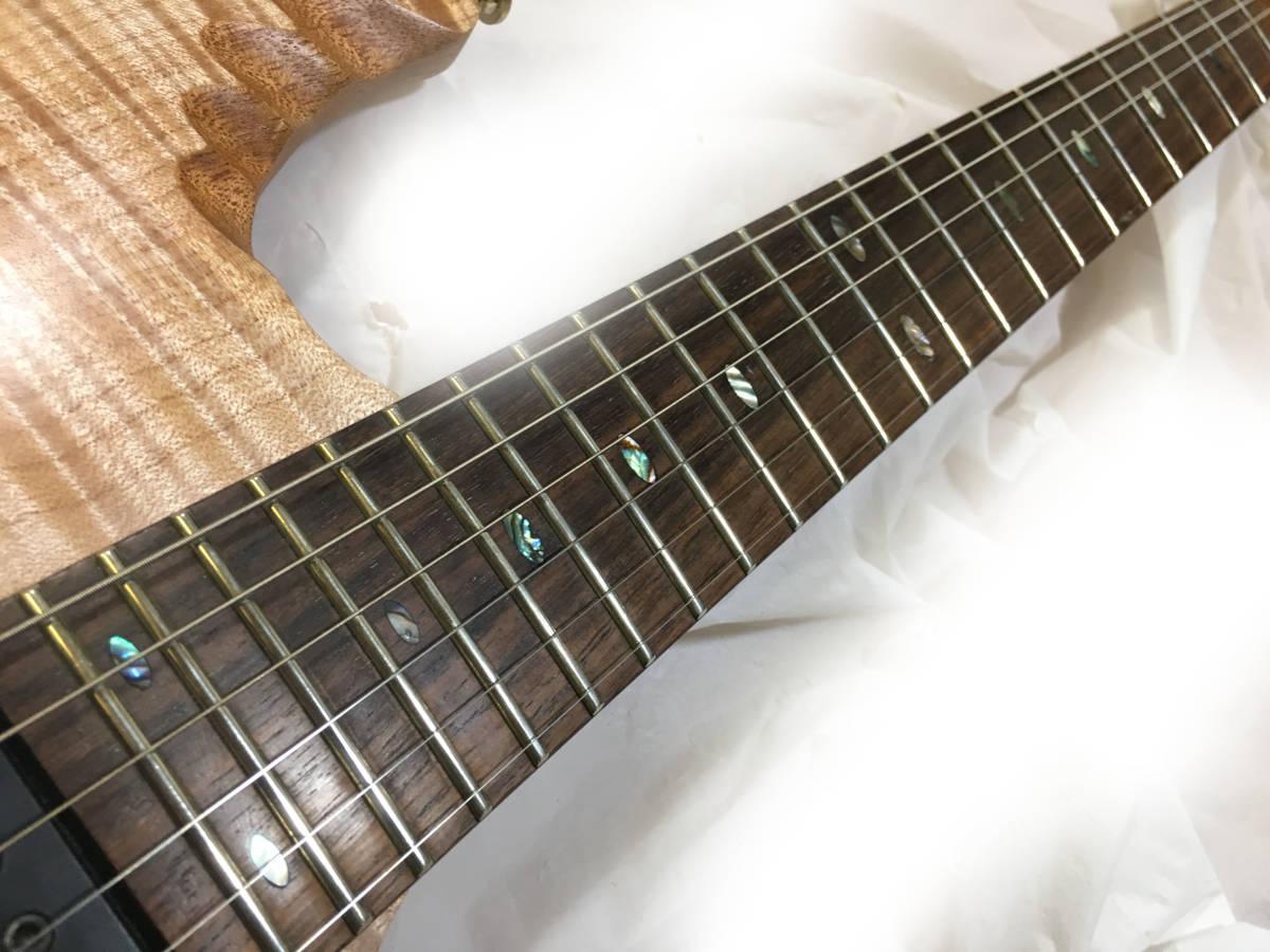♪名機♪Ibanez アイバニーズ EGEN8 ハーマンリーモデル エレキギター_画像4
