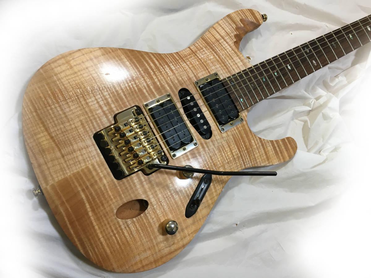 ♪名機♪Ibanez アイバニーズ EGEN8 ハーマンリーモデル エレキギター_画像2