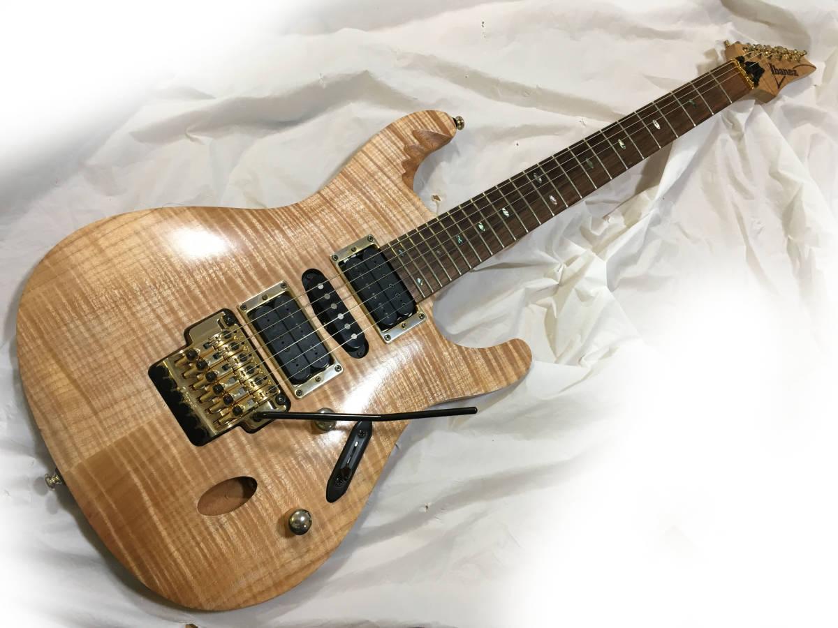 ♪名機♪Ibanez アイバニーズ EGEN8 ハーマンリーモデル エレキギター