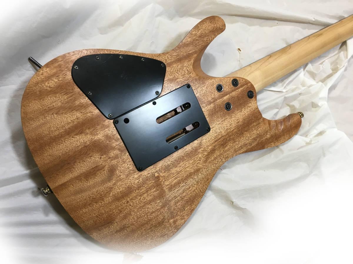 ♪名機♪Ibanez アイバニーズ EGEN8 ハーマンリーモデル エレキギター_画像6