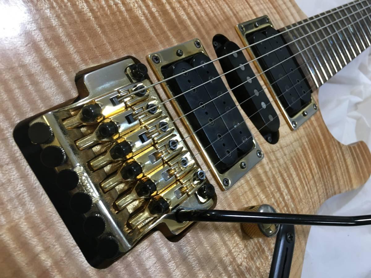 ♪名機♪Ibanez アイバニーズ EGEN8 ハーマンリーモデル エレキギター_画像3