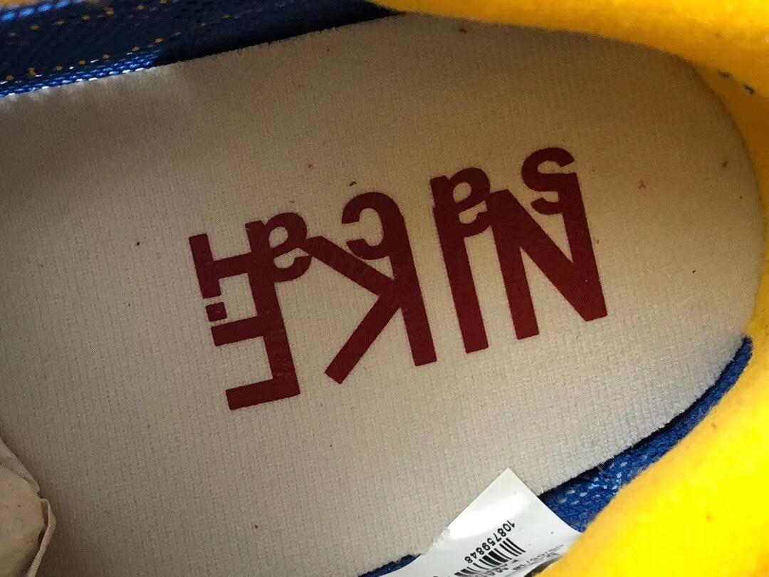 新品未使用 sacai NIKE LDWaffle BV0073-400 26.5.0cm us8.5 サカイ ナイキ ワッフル snkrs_画像8
