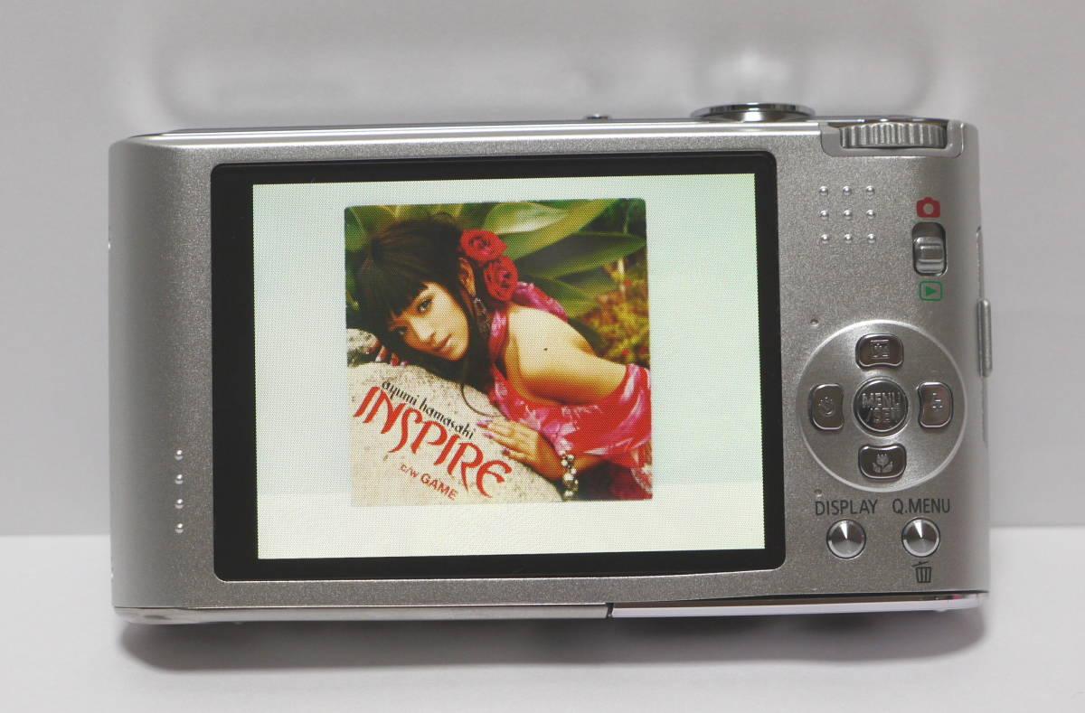 PANASONIC パナソニック デジタルカメラ 1410万画素 LUMIX  DMC-FX66 動作・美品 バッテリー DMW-BCF10付