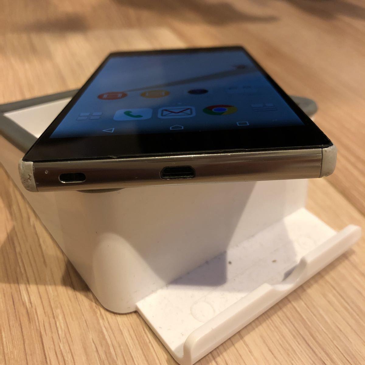 ★1円スタート!【即決あり】docomo/Sony Mobile Xperia Z5 Premium SO-03H(クローム)⑦_画像7