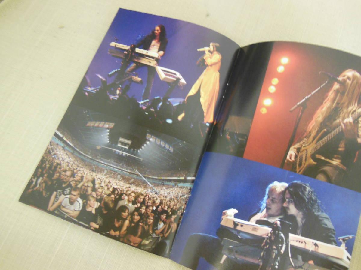 """◆フィンランド シンフォニック ナイトウィッシュ """"NIGHT WISH END OF AN ERA"""" ツアー・ファイナル・ライブ映像 CD/DVD セット_画像3"""
