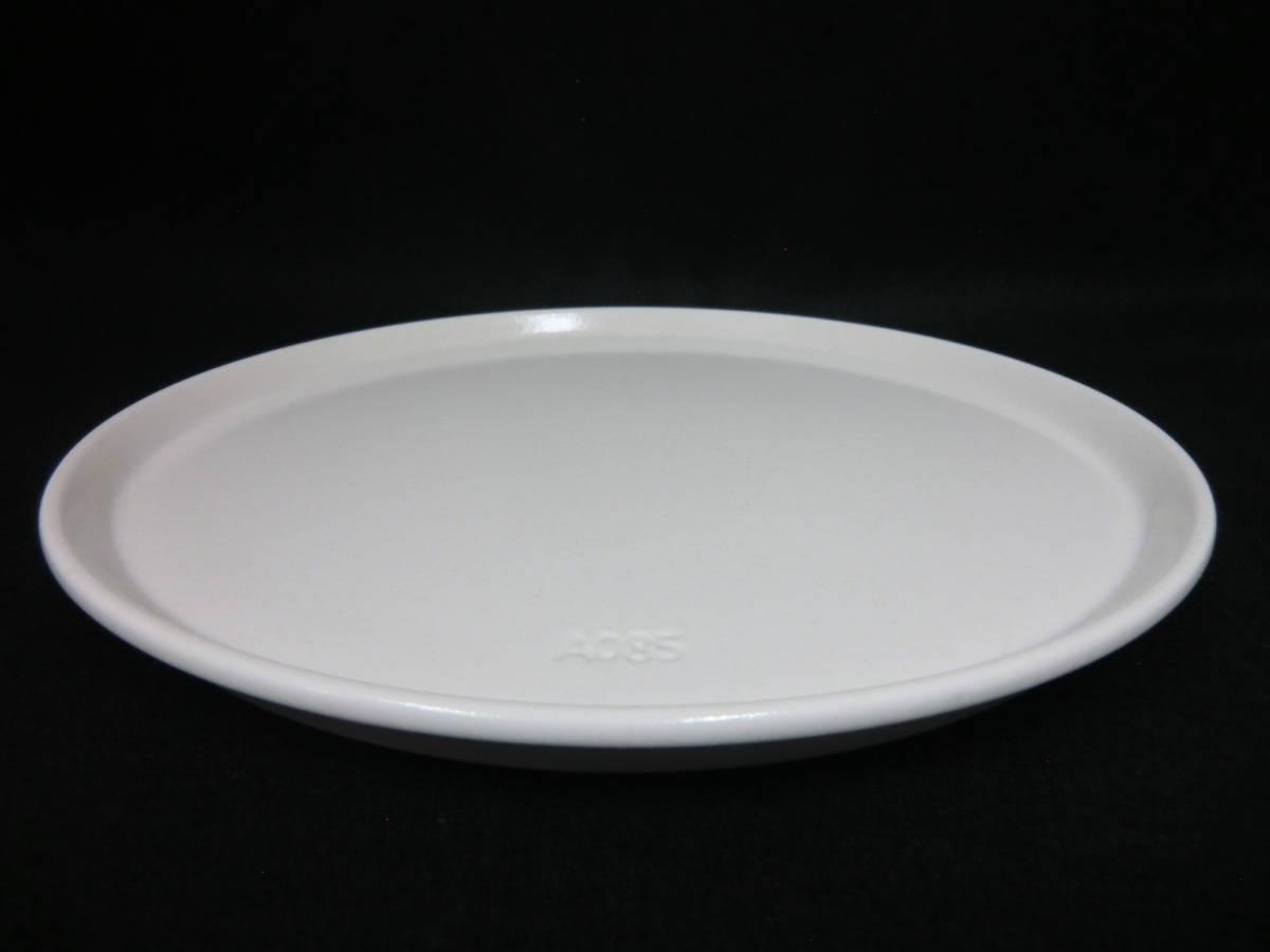 ★★直径約26㎝ 電子レンジ用 耐熱皿 丸皿 ターンテーブル 白系★★②_画像7