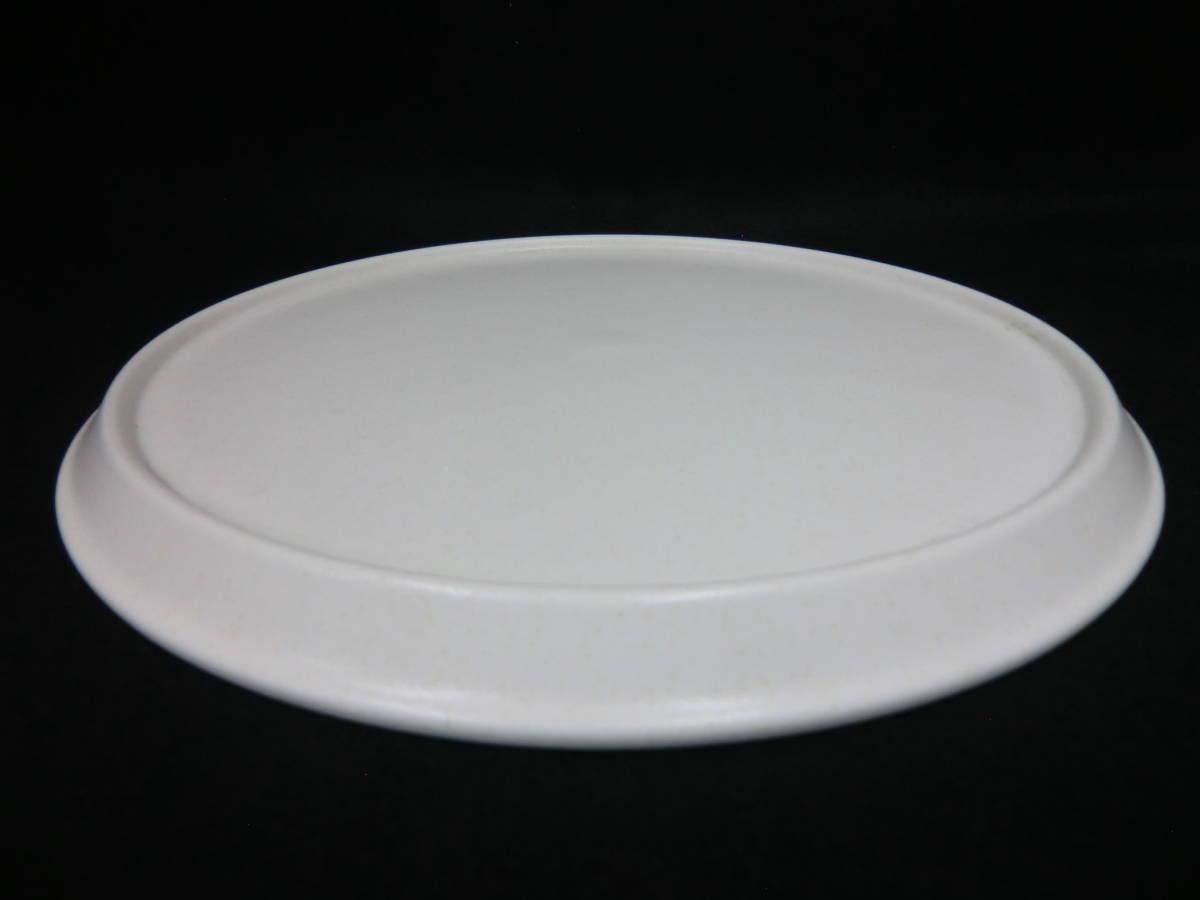 ★★直径約26㎝ 電子レンジ用 耐熱皿 丸皿 ターンテーブル 白系★★②_画像5