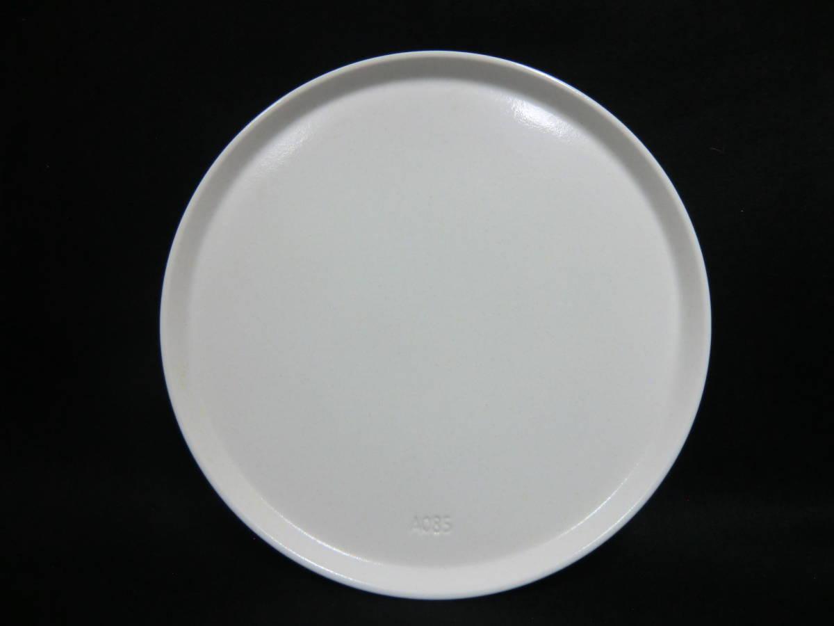 ★★直径約26㎝ 電子レンジ用 耐熱皿 丸皿 ターンテーブル 白系★★②