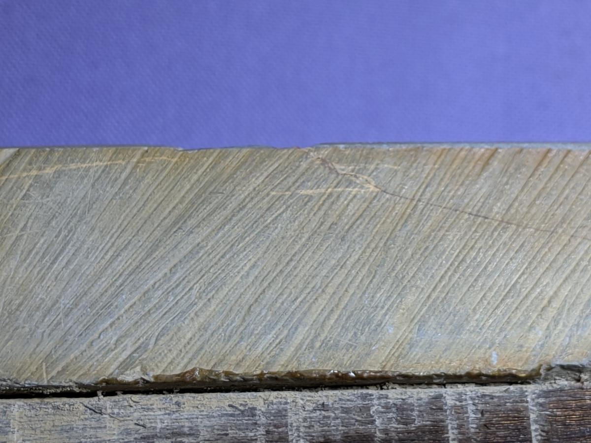 古い砥石 13 天然砥石 砥石 天然石 研磨 研ぎ 詳細不明 要検証 整理品_画像8