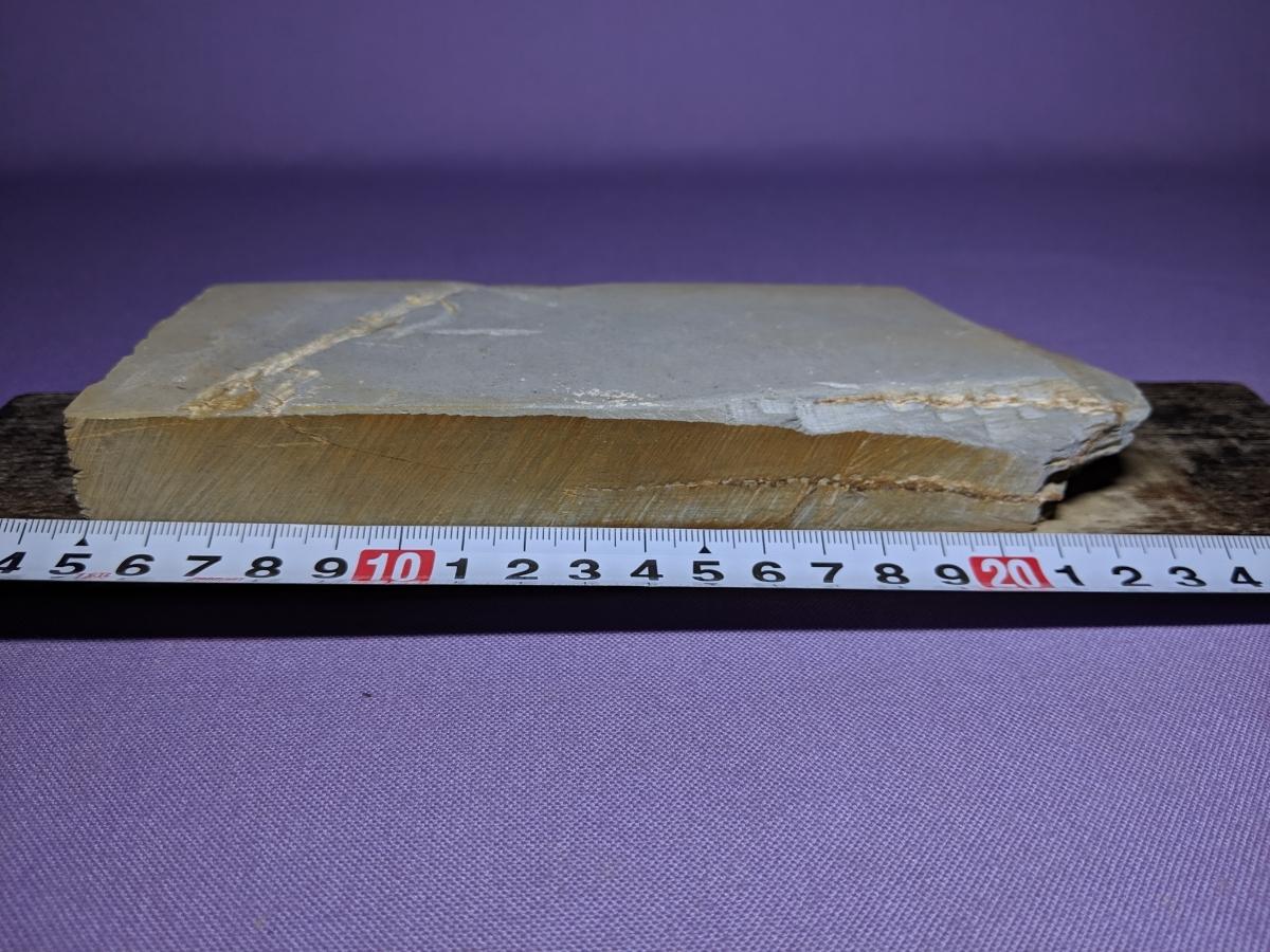 古い砥石 13 天然砥石 砥石 天然石 研磨 研ぎ 詳細不明 要検証 整理品_画像5