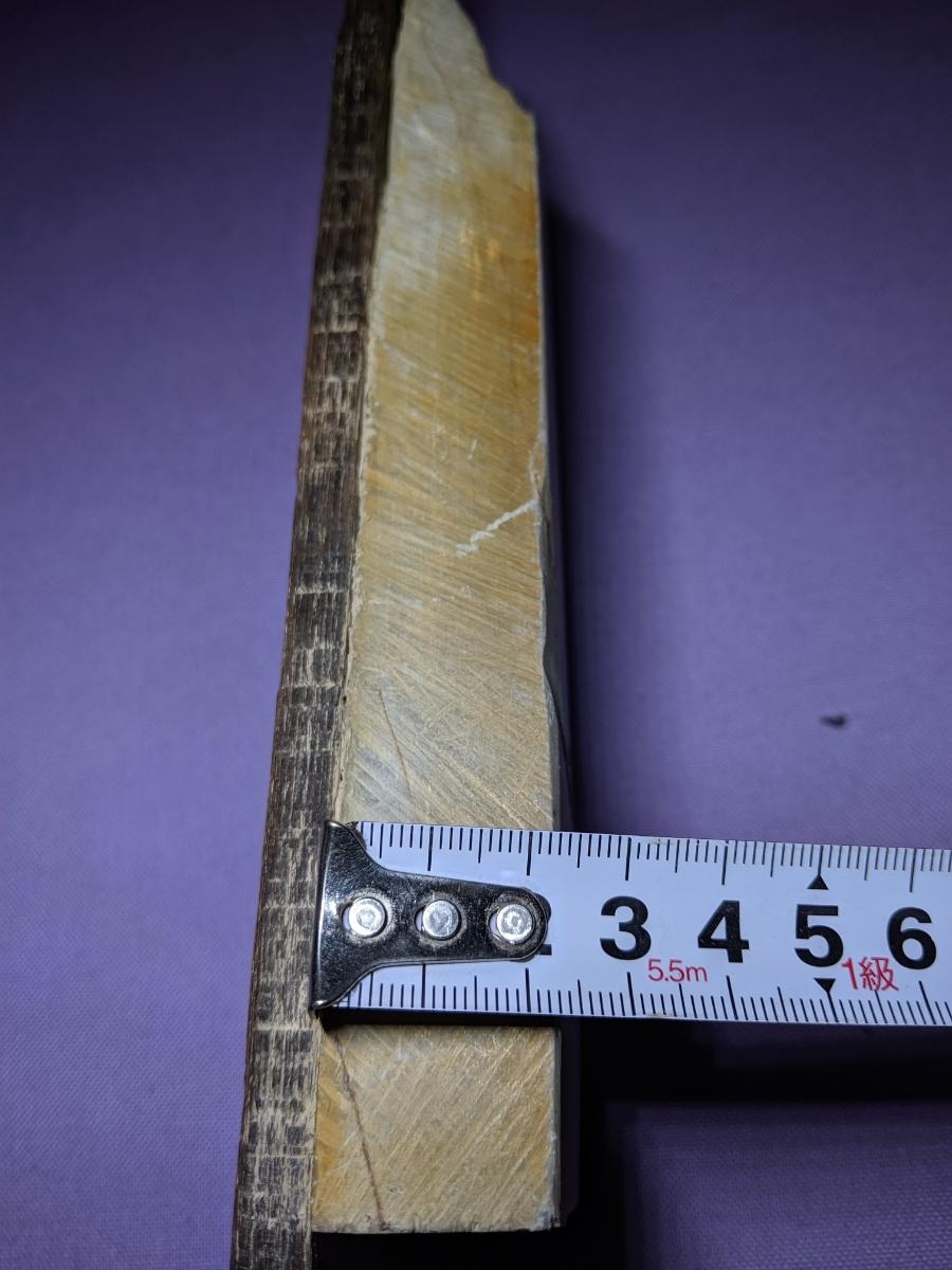 古い砥石 13 天然砥石 砥石 天然石 研磨 研ぎ 詳細不明 要検証 整理品_画像7