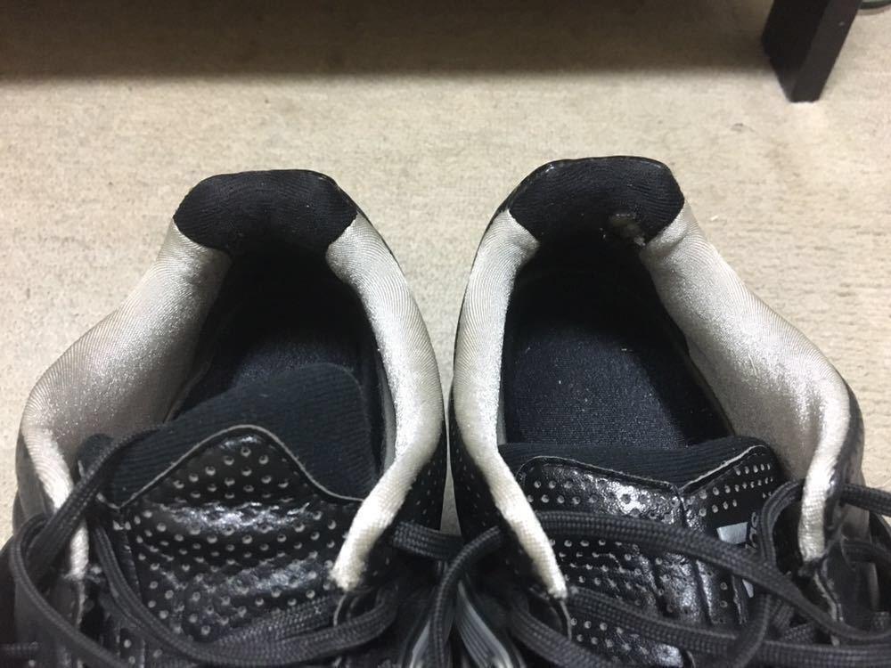 【中古】adidas tour360 26cm ブラック_画像4