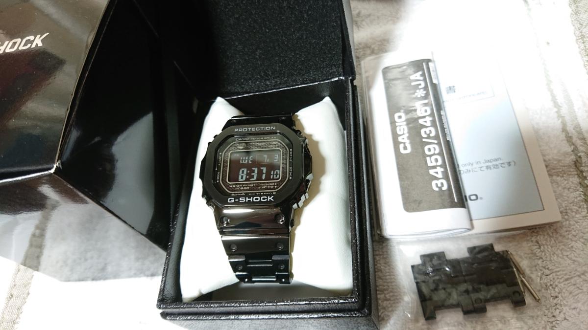 美品 G-SHOCK GMW-B5000GD-1JF 国内正規品