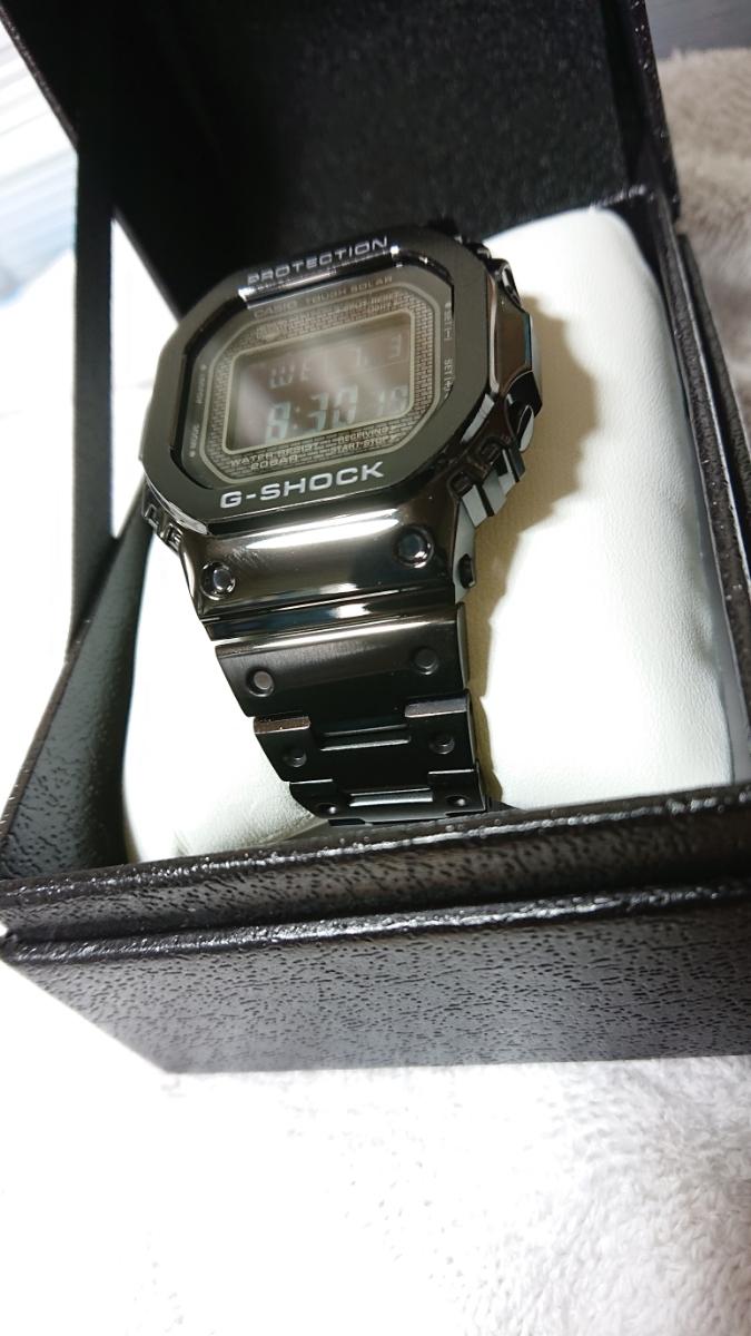 美品 G-SHOCK GMW-B5000GD-1JF 国内正規品_画像2