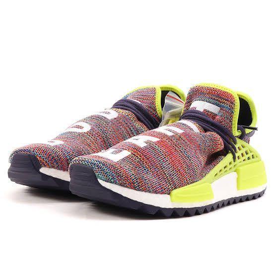 27.5cm 国内正規品 Adidas Originals Pharrell Williams PW Human Race NMD TR US9.5 AC7360